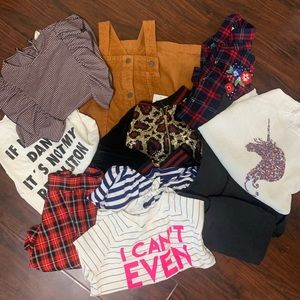 Zara Other - Súper package of clothes for girls 🙀